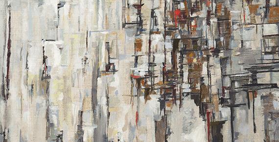 City in Ruins | Vieira da Silva