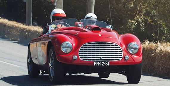 Ferrari 166 MM Barchetta Touring